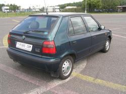 Škoda Felicia po 200tis. km.