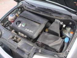 Škoda Fabia 1.4 MPI - test spotřeby