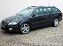 Škoda Octavia Abt