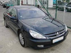 RECENZE OJETIN: Peugeot 607 - Provoz nevšední limuzíny se může prodražit