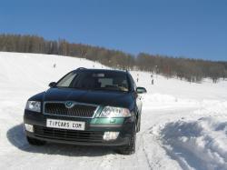 Škoda Octavia Combi 4x4 2.0 FSI