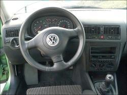 OJETINY: VW Golf IV. po 133682km