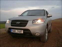 Hyundai Santa Fe 2,7 V6 - prid