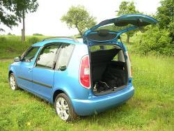Škoda Roomster - první jízdní dojmy