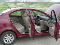 Hyundai Accent 1.5 CRDi - bok