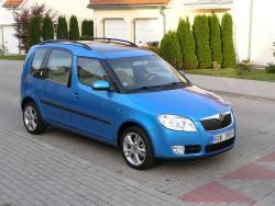 TEST: Škoda Roomster 1.4 TDI