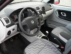 Škoda Roomster 1.4 16V - int2