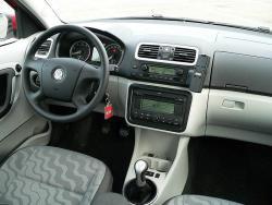 Škoda Roomster 1.4 16V - int