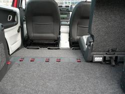 Škoda Roomster 1.4 16V - kufr2