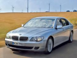 BMW series 7 Hydrogen