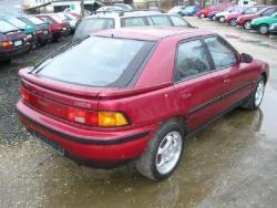 PORADNA: Mazda 323F (BG) - bokozad