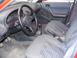 PORADNA: Mazda 323F (BG) - int.