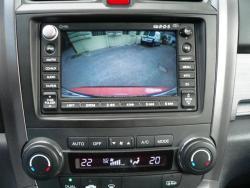 Honda CR-V 2.2 i-CTDi - parkovani