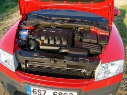 Škoda Octavia Scout - motor