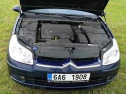Citroën C5 Break 2.2 HDI - motor