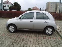 ZKUŠENOSTI UŽIVATELE: Nissan Micra K12B