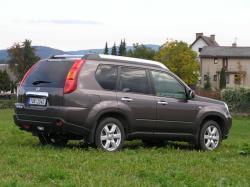 Nissan X-Trail 2.0 dCi - bokozad