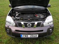 Nissan X-Trail 2.0 dCi - motor