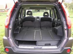 Nissan X-Trail 2.0 dCi - kufr