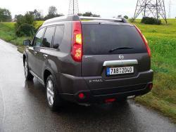 Nissan X-Trail 2.0 dCi - jizda2