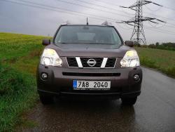 Nissan X-Trail 2.0 dCi - jízda