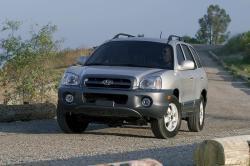 Hyundai Coupe a Santa Fe po faceliftu