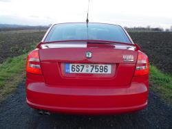 Škoda Octavia II. RS 2.0 TFSI