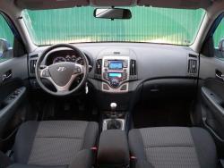 Hyundai i30 1.6 CRDi - int