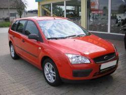 Ford Focus II combi