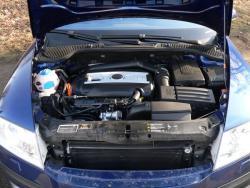 Škoda Octavia 1.8 TSI - motor