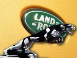Jaguar ~3 Land Rover - ilustrační foto