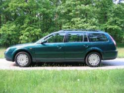 Ford Mondeo r.v. 1992 - bok