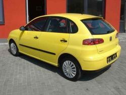 Seat Ibiza r.v. 2003 - bokozad