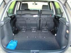 Fiat Sedici 1.9 Multijet - kufr