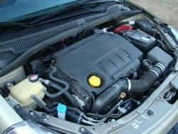Fiat Sedici 1.9 Multijet - motor