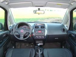 Fiat Sedici 1.9 Multijet - int