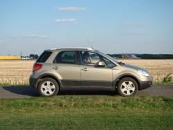 Fiat Sedici 1.9 Multijet - bok