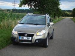 Fiat Sedici 1.9 Multijet
