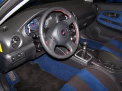Subaru Impreza STi 2005
