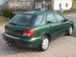 Subaru Impreza r.v. 2003 - zad