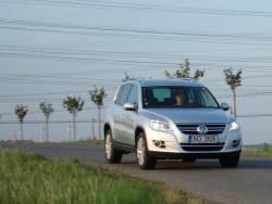 Volkswagen Tiguan 2.0 TDI - jizda