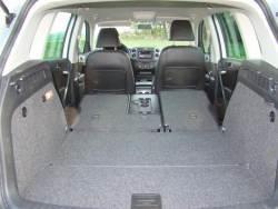 Volkswagen Tiguan 2.0 TDI - kufr
