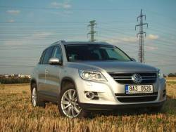 Volkswagen Tiguan 2.0 TDI - pridobok