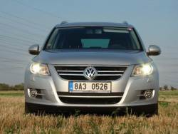 Volkswagen Tiguan 2.0 TDI - prid