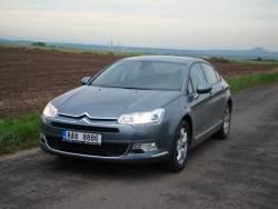 Citroën C5 2.0 HDi - jizda