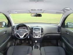 Hyundai i30 CW - int