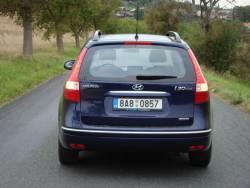 Hyundai i30 CW - zad