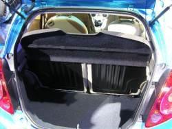 Ford Ka - autosalon - kufr