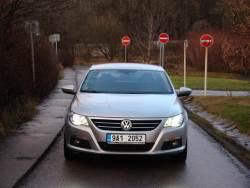 Volkswagen Passat 2.0 TDI - jizda