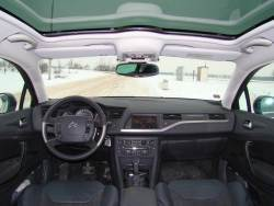 Citroën C5 Tourer 2.0 HDi - int.